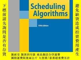 二手書博民逛書店Scheduling罕見AlgorithmsY256260 Brucker, Peter Springer