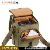相機包 LOVEPS單反相機包攝影包單肩斜挎便攜佳能索尼防水微單包相機包 娜娜小屋
