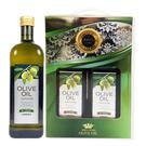 【台糖優食】純級橄欖油禮盒 x1盒(2瓶/盒) ~極品好油 送好友