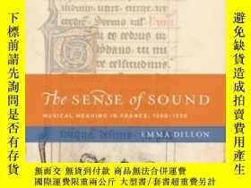 二手書博民逛書店The罕見Sense Of Sound: Musical Mea