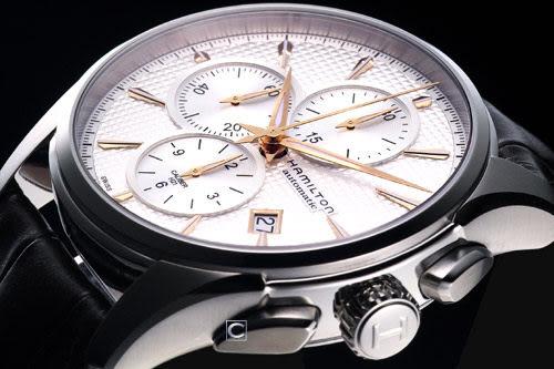 HAMILTON JazzMaster 機械錶 H32596551
