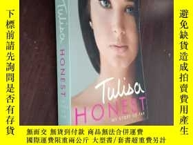 二手書博民逛書店Honest:罕見My Story So FarY12880 Tulisa Headline 出版2013