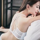 新款無痕美背鏤空裹胸 蕾絲抹胸一片式胸墊 無鋼圈內衣《小師妹》yf89