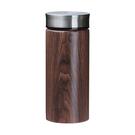 樂活雙層保溫瓶-胡桃木紋(320ml) ...