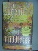 【書寶二手書T2/原文小說_NNB】Middlesex_Jeffrey Eugenides