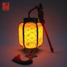 漢服燈籠 古風手提燈古代燈籠紙質燈籠正月十五小孩玩具花燈鼠年 【快速出貨】