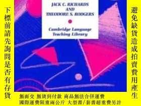 二手書博民逛書店Approaches罕見And Methods In Language Teaching (cambridge L