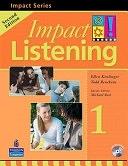 二手書博民逛書店 《Impact Listening 1》 R2Y ISBN:9789620058011│Allyn & Bacon
