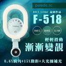 F-518大光圈補光燈廣角鏡
