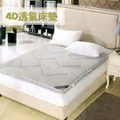 【名流寢飾家居館】4D纖維摺疊床墊.吸濕...
