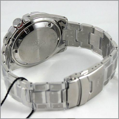 【萬年鐘錶】ORIENT東方日製機械  黑面/ 200M 水鬼 SEL03002M0