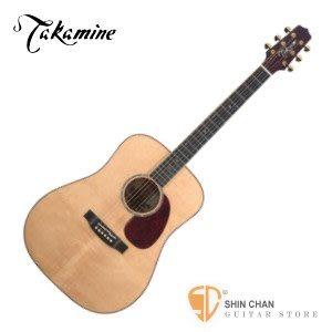【日廠熊爪面板】【全單板民謠吉他】【Takamine NV340S】【木吉他】【附原廠硬盒】 【NV-340S】
