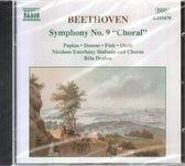【正版全新CD清倉 4.5折】BEETHOVEN: Symphony No. 9, 'Choral'