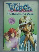 【書寶二手書T2/原文小說_GJG】The Return Of A Queen_Lenhard, Elizabeth