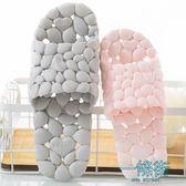 鏤空浴室拖鞋女夏季居家居情侶室內防滑漏水洗澡塑料涼拖鞋男夏天【一條街】