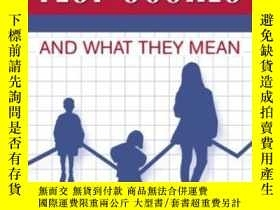 二手書博民逛書店Test罕見Scores And What They Mean- (value Pack W mylab Sear
