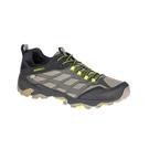 [Merrell] 男 MOAB FST WTPF 越野健行鞋 橄欖綠/黑 (ML37607) 秀山莊戶外用品旗艦店