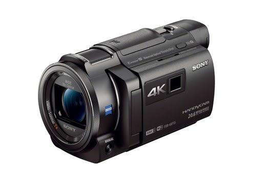 SONY 數位攝影機 FDR-AXP35