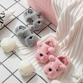 兒童拖鞋男女童秋冬1-3-5歲家居室內防滑寶寶2021新款中童棉拖鞋 貝芙莉