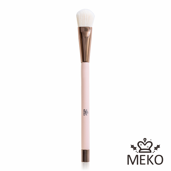 MEKO 磁力粉嫩專業眼影刷-大 (可吸附於鐵架) Z-005