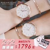 閨蜜印記揭曉黎明的時刻2+2超值禮盒手錶鈦鋼手環四件組【WKS1114-078】璀璨之星☆