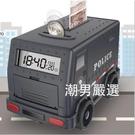 存錢筒兒童玩具投幣儲蓄罐密碼大號存錢筒卡通運鈔車儲錢櫃小汽車鬧鐘