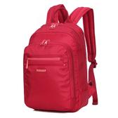Backbager 背包族【英國 BESIDE-U】NUTOPIA系列 都會時尚 後背包/外出包/背包_紅色