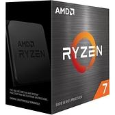 AMD Ryzen 7 5800X R7-5800X 8核16緒處理器 100-100000063WOF
