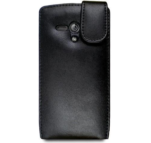 ★3 折限量特惠★ Sony Xperia Neo L MT25i 上掀式皮套/真皮皮套/手機皮套+ 螢幕保護貼  (郵寄免運)