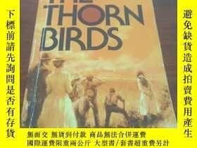二手書博民逛書店The罕見thorn birdsY314746 colleen