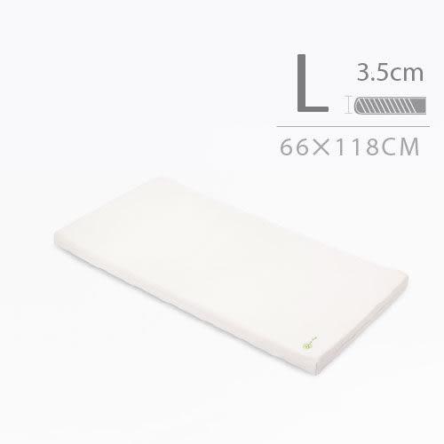 媽咪小站 - VE 有機棉嬰兒護脊床墊 L (3.5cm)