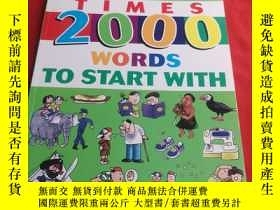 二手書博民逛書店TIMES罕見2000 WORDS TO START WITHY179070 Marshall Cavendi