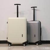行李箱 行李箱女小型20寸超輕韓版密碼旅行箱子24大容量萬向輪皮箱拉桿箱 印象