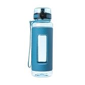 HOLA 潔西彈蓋水壺950ml-藍