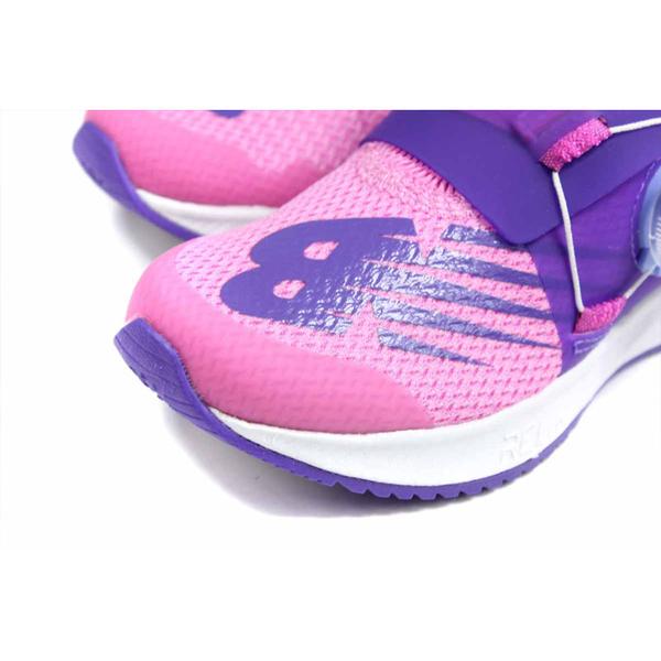 New Balance fuel core 運動鞋 懶人鞋 粉紅/紫色 中童 童鞋 PKRVLCC2-W no854