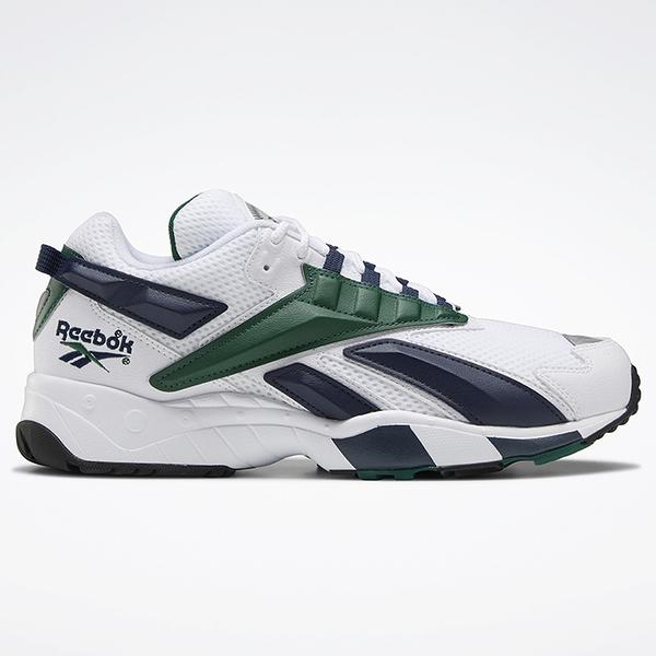 REEBOK Interval 96 男鞋 女鞋 休閒 老爹鞋 穿搭 透氣 白 綠【運動世界】FX2150