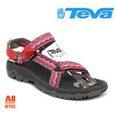 【Teva】女款 HURRICANE XLT 織帶機能運動涼鞋 - 民俗粉 (4176LCR)【全方位運動戶外館】