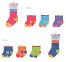 [Mamae] (3雙/組)美國 Luvable Friends 初生嬰兒必備套裝組 棉質寶寶襪子 嬰兒襪子 滿月送禮