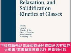 二手書博民逛書店預訂Melt罕見Chemistry, Relaxation, And Solidification Kinetic