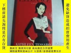 二手書博民逛書店ELEGANCE罕見361 Y138362 出版2003