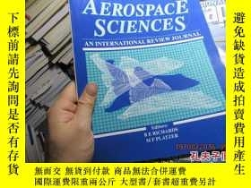 二手書博民逛書店progress罕見in aerospace scinces f