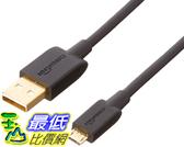 [106美國直購] AmazonBasics USB 2.0 A-Male to Micro B Cable - 6 Feet
