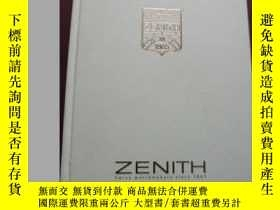 二手書博民逛書店ZENITH SWISS罕見WATCHMAKERS SINCE