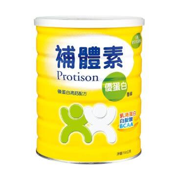 Protison 補體素 優蛋白 香草 750G 【瑞昌藥局】008405
