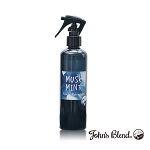 日本John's Blend 清新衣物香氛噴霧-230ml 麝香薄荷