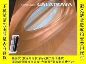 二手書博民逛書店2手英文Santiago罕見Calatrava: Minimum