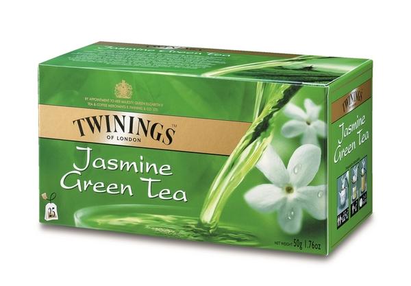 唐寧茶【Twinings】茉莉綠茶(2gx25入)