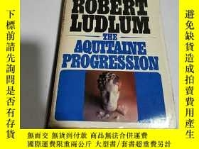 二手書博民逛書店THE罕見AQUITAINE PROGRESSION(英文)Y2