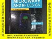 二手書博民逛書店MICROWAVE罕見AND RF DESIGN 微波和射頻設計
