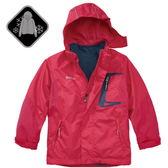 JAKO-O德國野酷-兩件式雪衣外套-蘋果紅